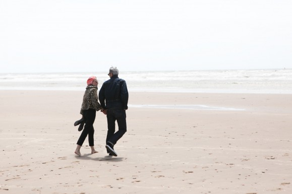Camber Sands Couple