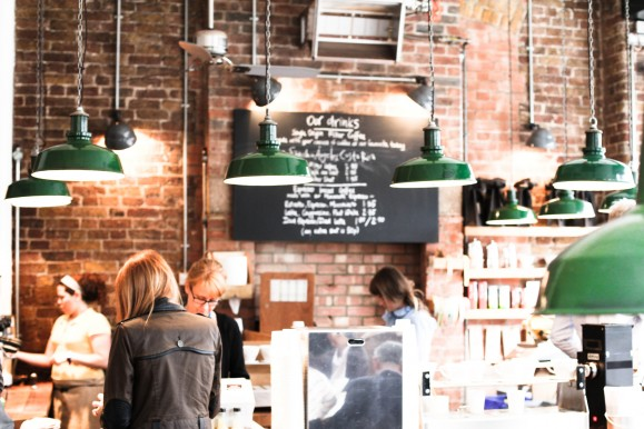 Monmouth Coffee 4
